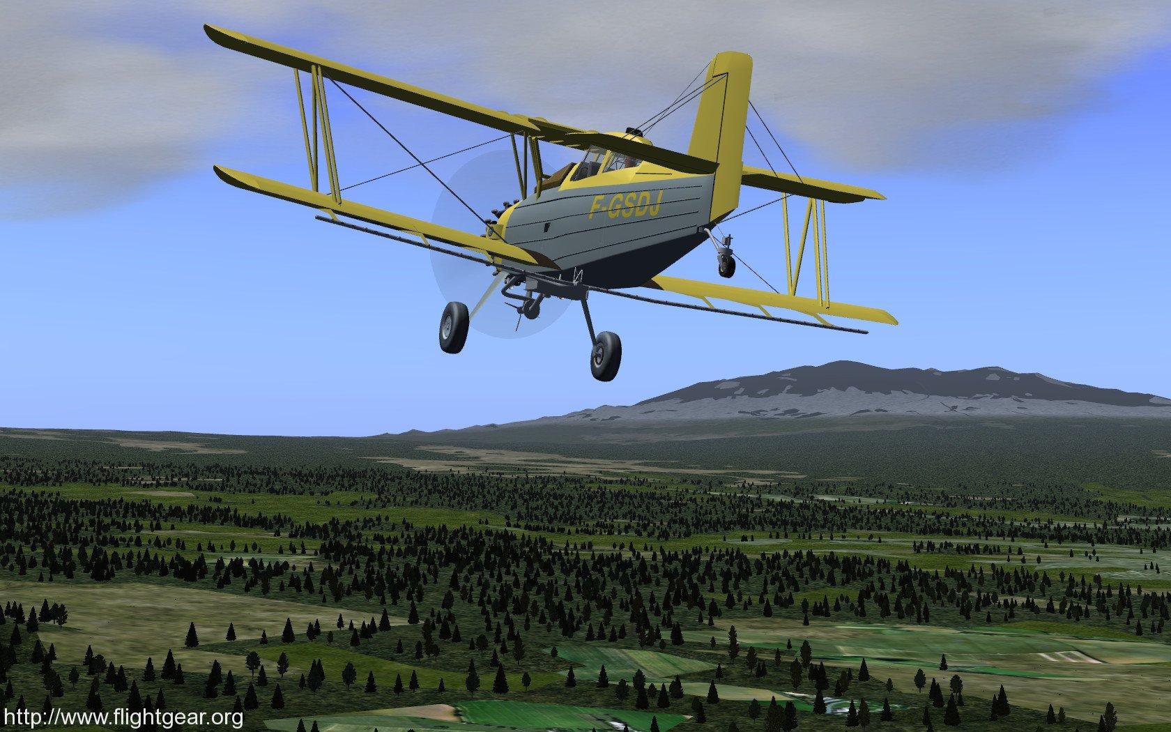 FlightGear v2 6 0 Released - FlightGear